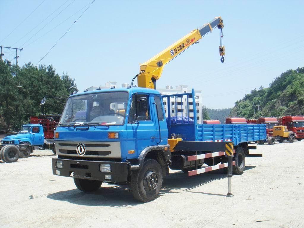 Dịch vụ cho thuê xe cẩu hàng giá rẻ tại tphcm và các tỉnh thành lân cận