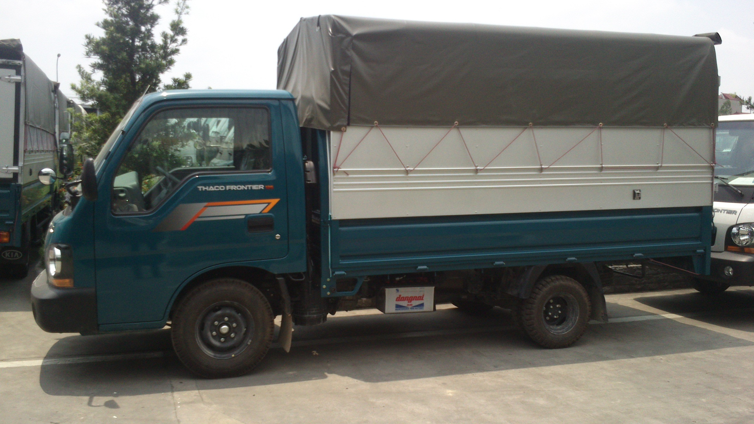 Cho thuê xe tải chở hàng giá rẻ và uy tín tại TPHCM