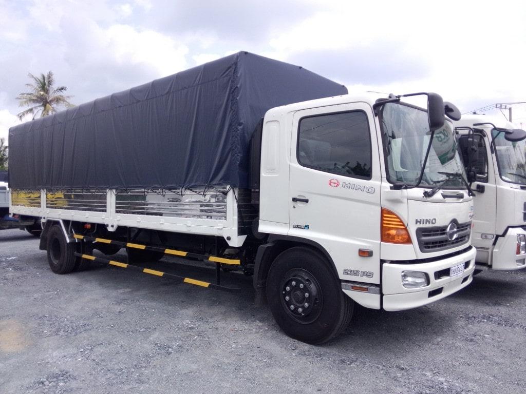 Cho thuê xe tải chở hàng, xe chuyển nhà tại tphcm