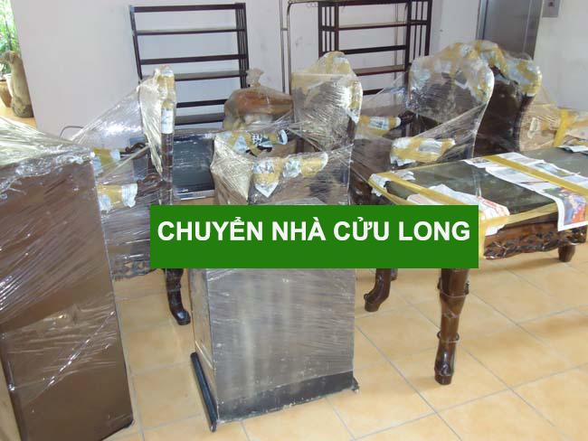 dịch vụ chuyển nhà giá rẻ trọn gói cửu long tại tphcm