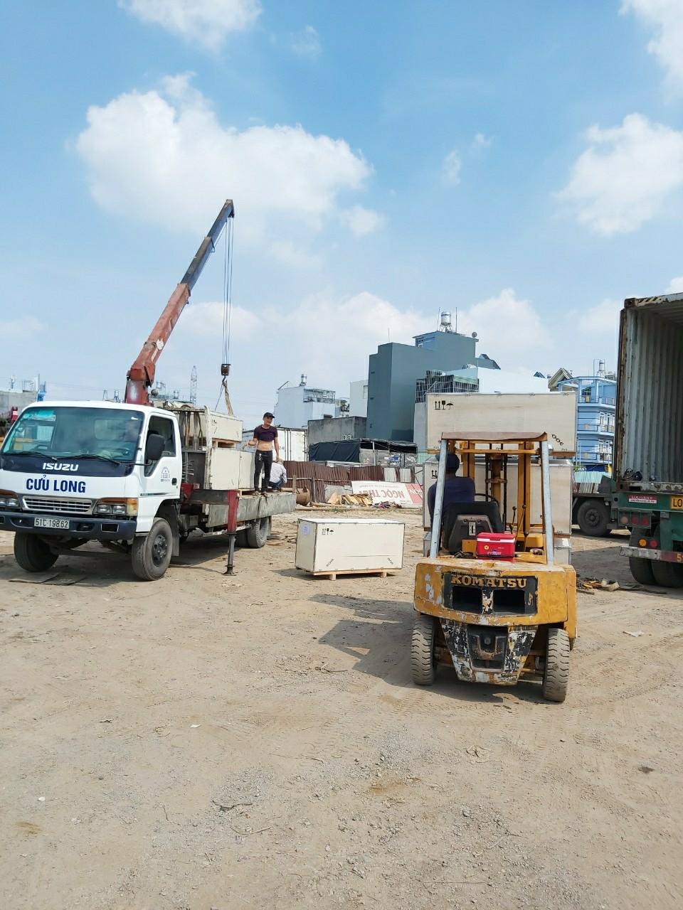 dịch vụ vận chuyển hàng hoá công ty vận tải cửu long
