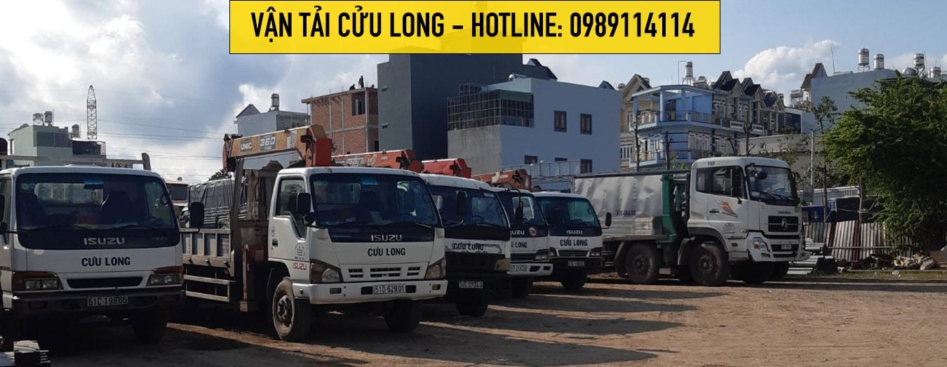 dịch vụ vận chuyển hàng hoá cửu long