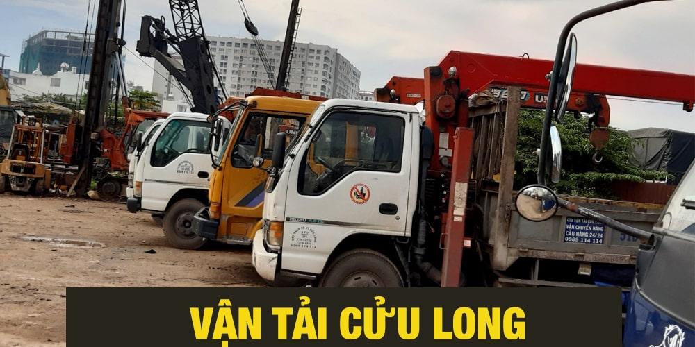 dịch vụ vận tải - cho thuê xe cẩu hàng - nâng hạ